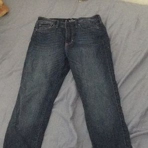 Hollister high rise jeans (NEW)
